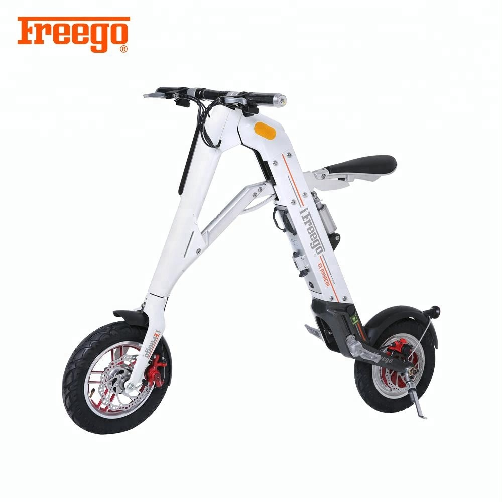 China fashion cheap fast adult folding electric motorcycle scooter for sale