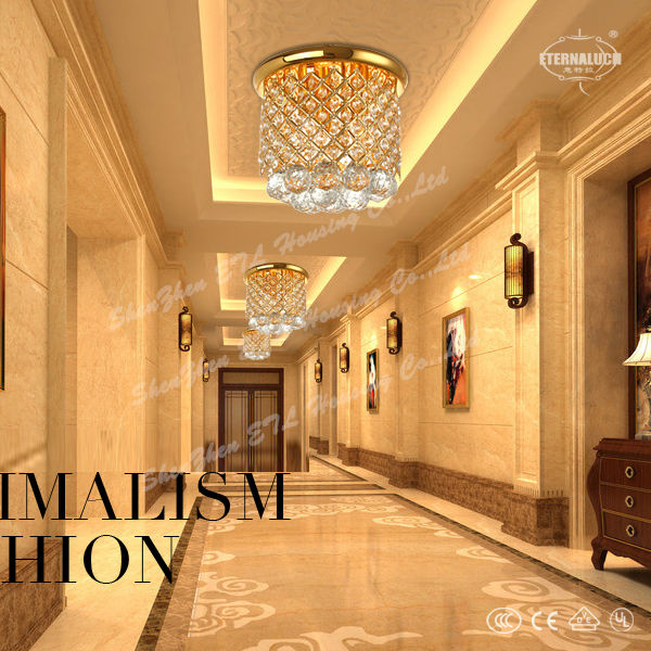 2017 beautiful cheap hallway ceiling lamp for dubai hotel ETL800064