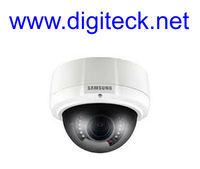 "SAMSUNG SCV-2081R 1/3"" HIGH RESOLUTION 600TVL VANDAL RESISTANT IR LED 2.8-10MM VARIFOCAL CCTV DOME CAMERA"