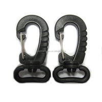 Fashion High Quality Metal Swivel Plastic Snap Hook Buckle