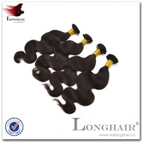 Young Girls 100% Malaysian Virgin Tangel Free Natural Color Hair