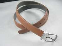 High quality promotional men's brand leather belts