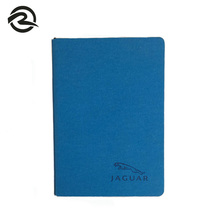Latest Promotion Price Diary Printing Custom PU Leather Cover Notebook