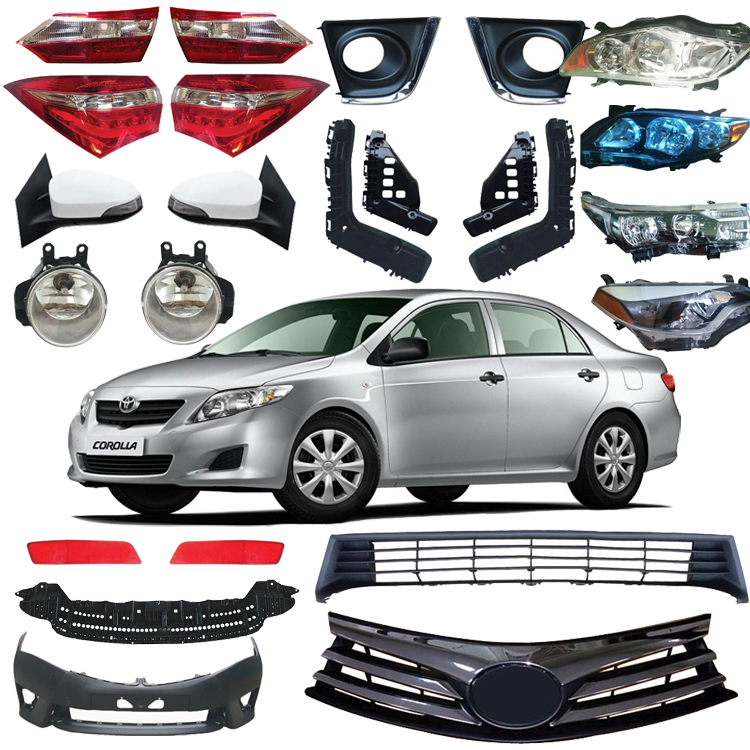 for toyota spare parts exterior accessories toyota body parts buy toyota body parts body parts. Black Bedroom Furniture Sets. Home Design Ideas