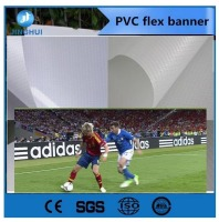 flex face banner printing 13 oz vinyl banner fabric/ custom pvc flex banner for digital printing