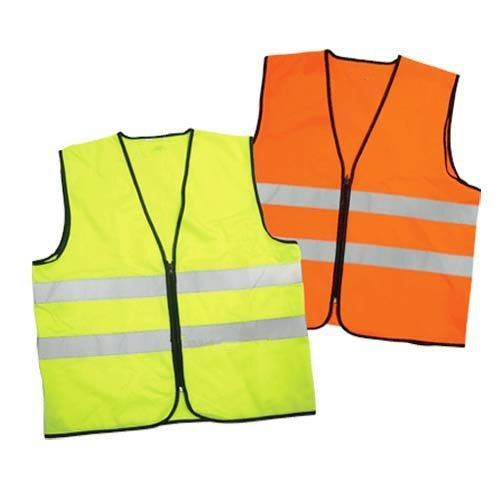 China Manufacture Hot selling high visibility reflective safety vest with EN ISO 2047