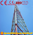 Tubular Steel Lattice Tower Supplier