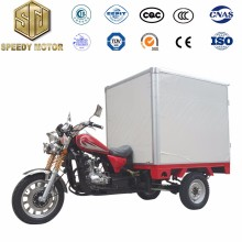 150cc hybrid gasoline motor cargo tricycle for sale