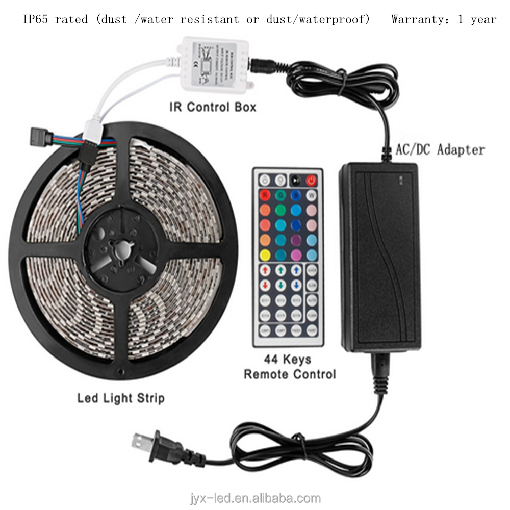 high power smd 5050 led strip waterproof