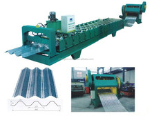 engineers available to go abroad wind-shield dust free machine ,wind proof roll forming machine
