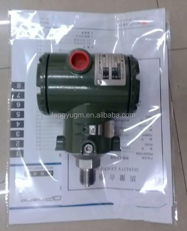 digital smart pressure transmitter Yokogawa eja530a absolute and gauge pressure transmitter