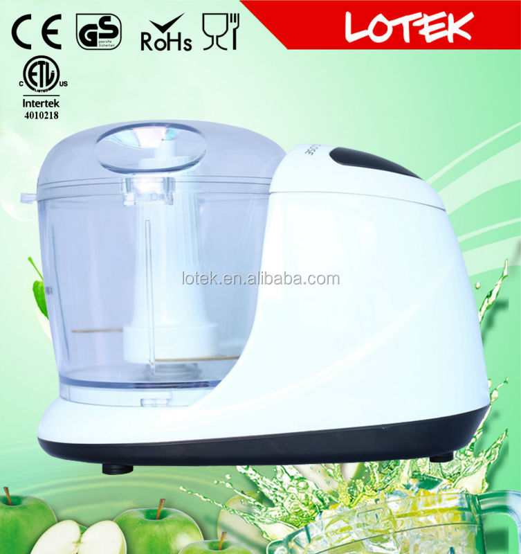 Sample available OEM food mini chopper