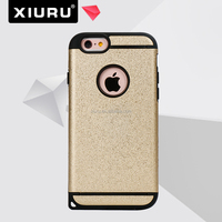2016 Hot Sale Slim Phone Case TPU+PC Cell Phone Cover For Iphone 5 6 XR-PC-39