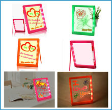 popular 2014 kids toys kids erasable magnetic drawing board