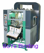 Factory Used Full Automatic Paper Hole Punching Machine / Notebook Punching Machine / Calendar Punching Machine