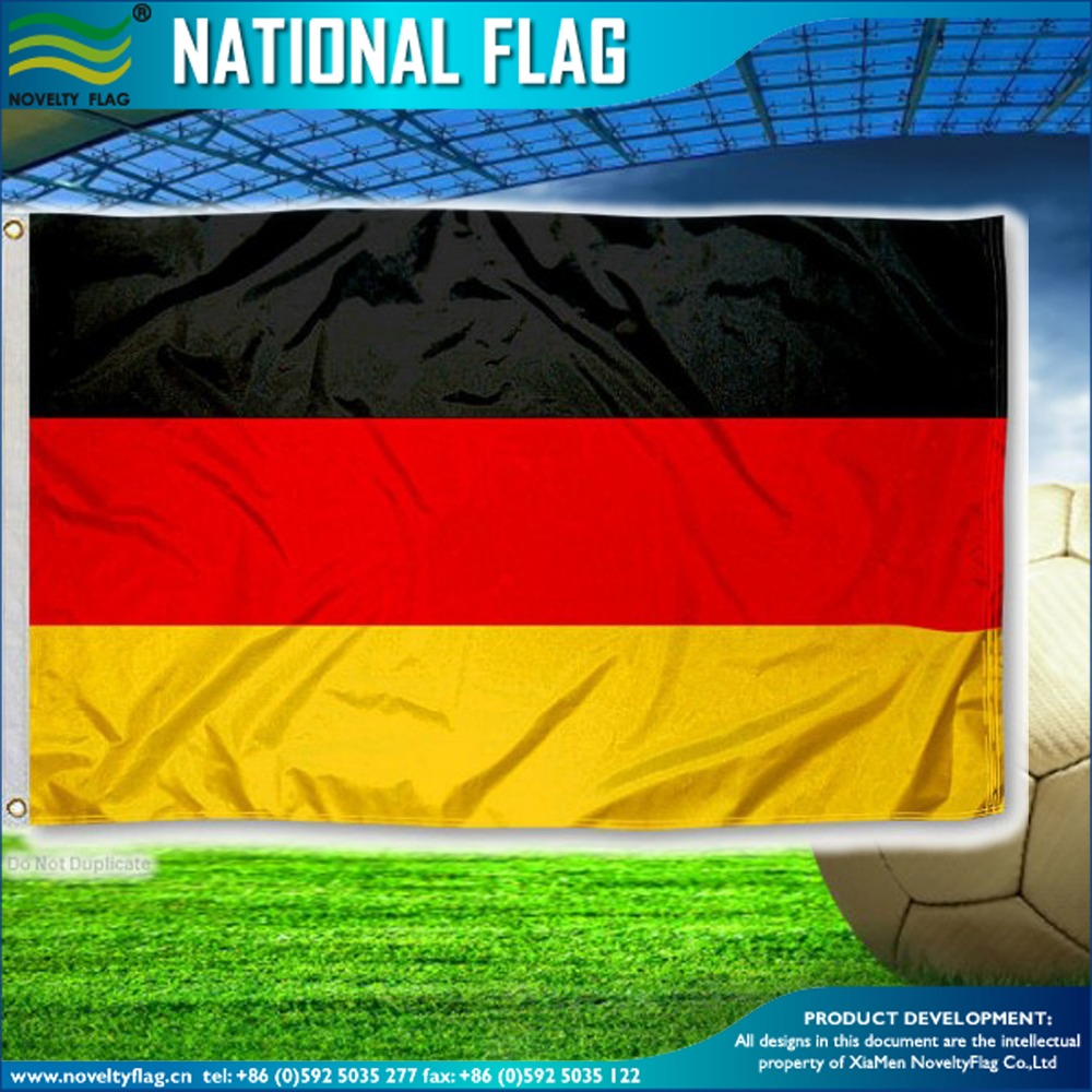 Germany soccer team pennant scarfs Germany football car mirror flag Germany national soccer team flags for sports