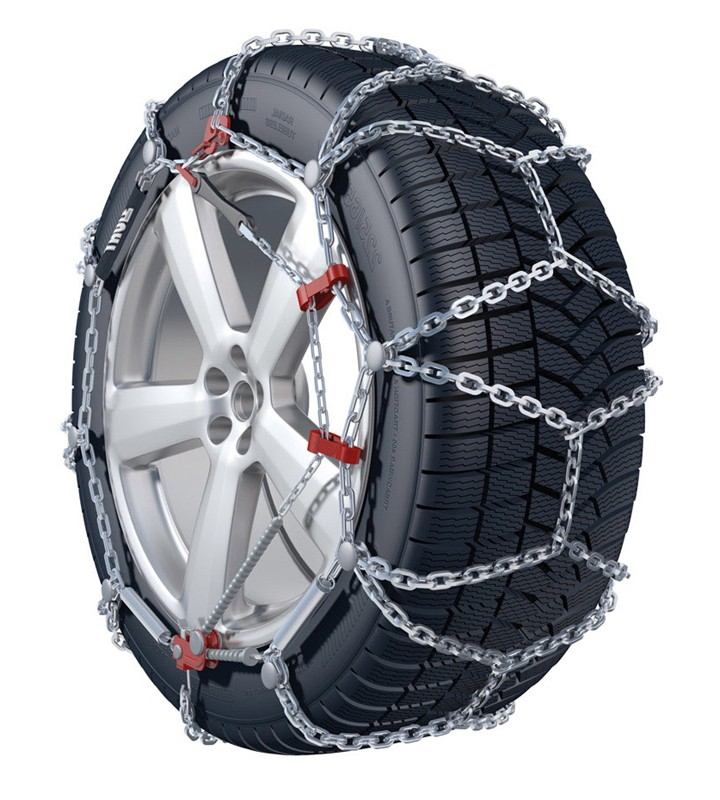 tire protection chain/snow plastic tire chain/rubber snow chain