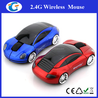 Optical race wireless mouse with usb GET-MCR08