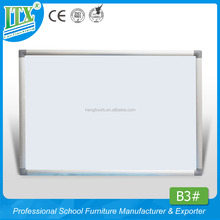 HB-B3# Hot sale dry eraser magnetic whiteboard , unfolding dry erase board, flexible dry erase board