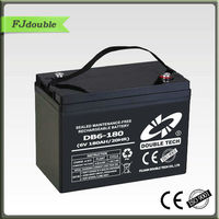 Best maintenance free 6V 180Ah VRLA battery/rechargeable battery/dry battery