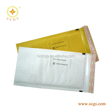 Kraftpaper+Polyethylene bubble film Material bubble mailer