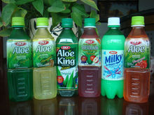 Small Factory For Selling Aloe Drink