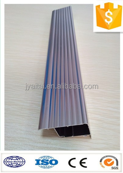 2015 hot sale aluminium profile for roll doors accessories