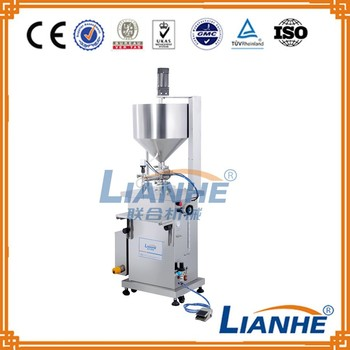 Honey heating and filling machine/jam heating and filling machine/heating and filling machine