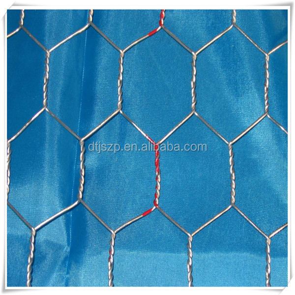 Factory Manufacturer galvanized hexagonal wire mesh/ Hexagonal Wire Netting