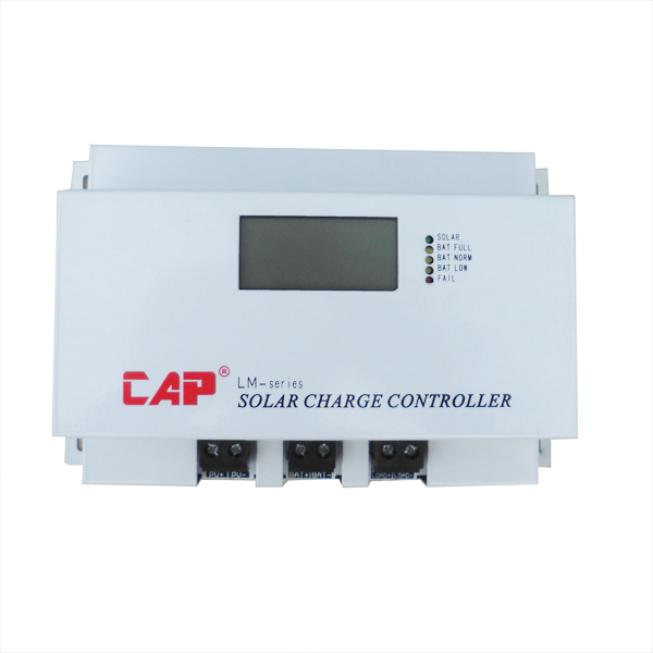12v-120v off grid solar system controller 30a 40a 50a to 100a