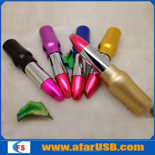 Wedding Gifts Channel lipstick usb for women 2gb 4gb 8gb