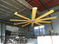 HVLS fan/industrial ceiling fan /centrifugal exhaust fan