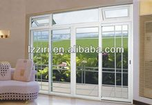 2014 Fashionable Aluminium casement window and door ,aluminium top hung and fixed