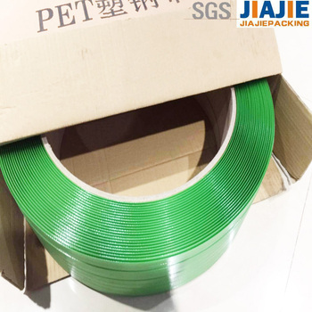 machine grade polyester strapping for paking