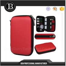 USB 3.0/2.0 EVA External Tool-free Hard Disk Drive Enclosure & Mobile Device For 3.5 Inch HDD (red)