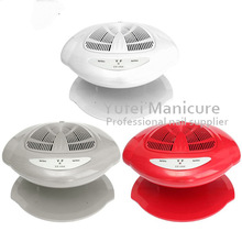 wholesale high power nail dryer YF-066 400w nail polish dryer electric with colorlight & sensor & CE and Rohs
