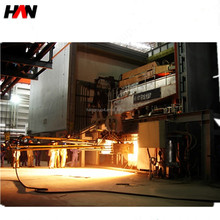 electric arc furnace chemical for melting iron