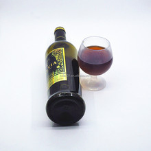 High Quality Supply Party Gift Picnic Environmental Glass Fruit Glass with Red Wine