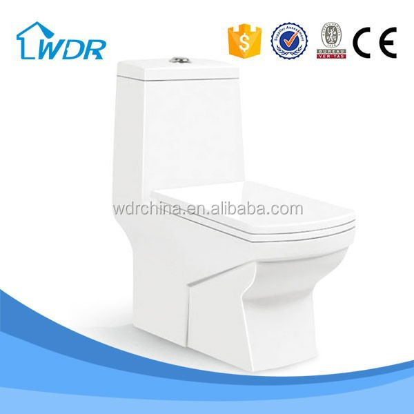 700*385*790mm square water Saving One Piece Toilet
