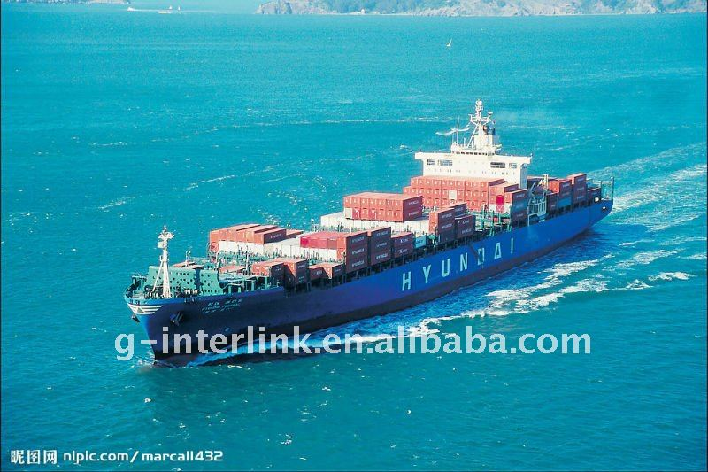 Sea freight shipping service from shenzhen to PAVLAV BATAM