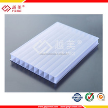 lexan polycarbonate hard coated 4mm opal white polycarbonate sheet