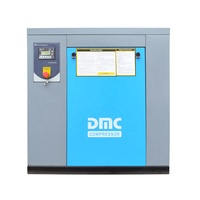 7.5 KW 10HP small Screw Air Compressor for industrial equipment