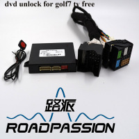 RoadPassion wholesale car dvd unlock for golf7 tv free