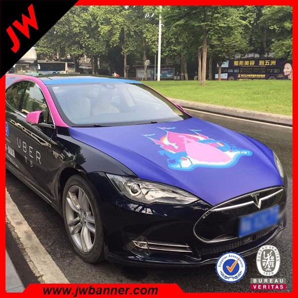 Hot selling vynil car wrap