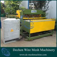 Cheap high frequency animal wire mesh fence welding machinery(OEM)