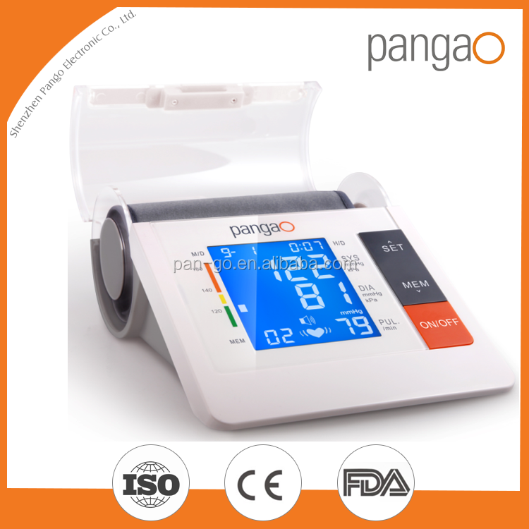 Digital Blood Pressure Monitor with CE0413 , ESH , BHS , FDA510K