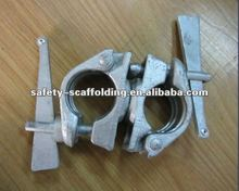 scaffolding quickly release coupler