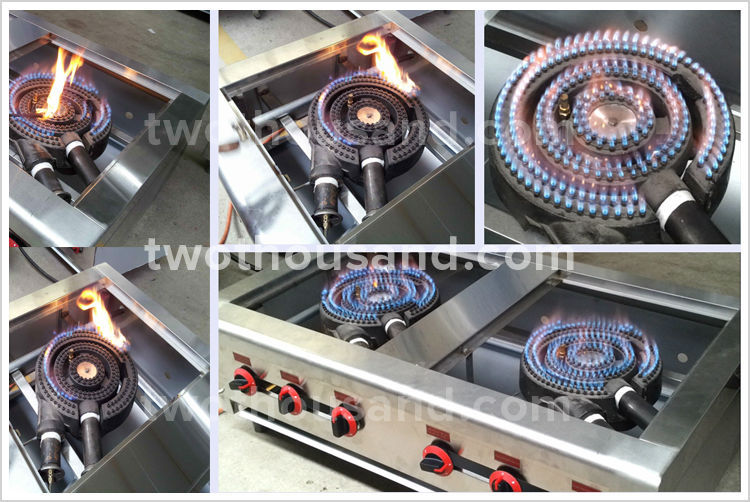 2017 Best Table Top Gas Cooker for sale with 1 Burner