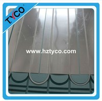 Underfloor Water Heating System Warm Keeper Styrofoam Board covered Aluminum foil/sheet