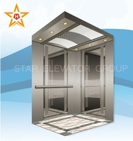 6 person passenger elevator for apartments